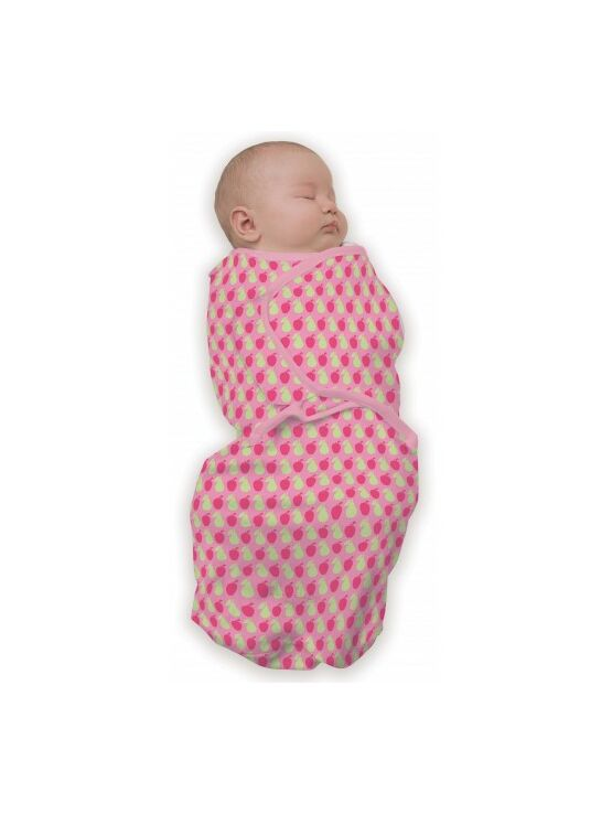 Baby Studio Swaddle Wrap - Pink Fruit