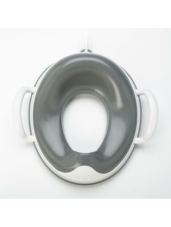 Prince Lionheart Wee Pod Toilet Trainer with Handle - Grey