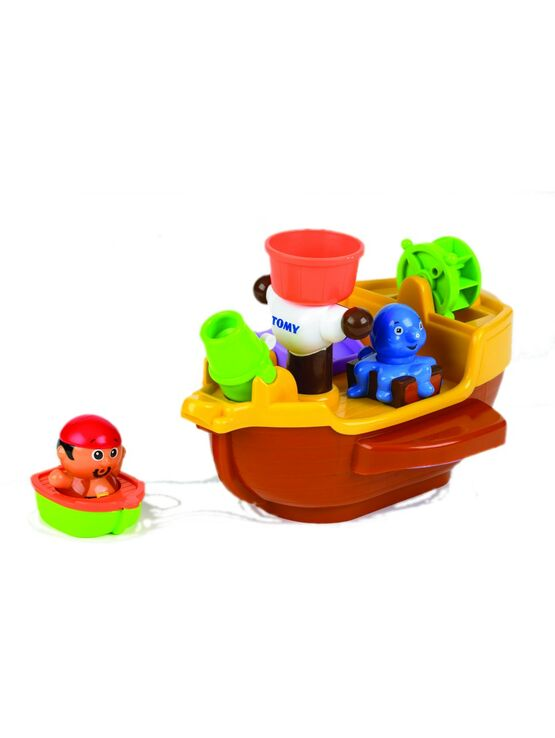 Pirate Ship Bath Toy