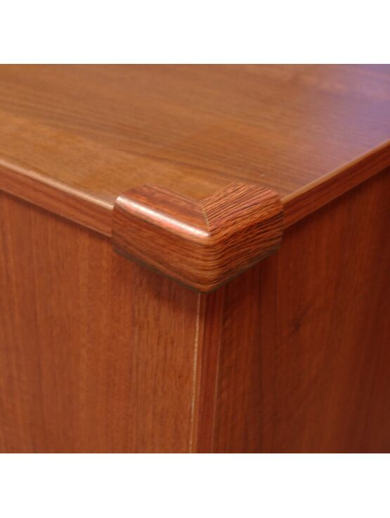 Clevamama Corner Cushions - Wood Finish