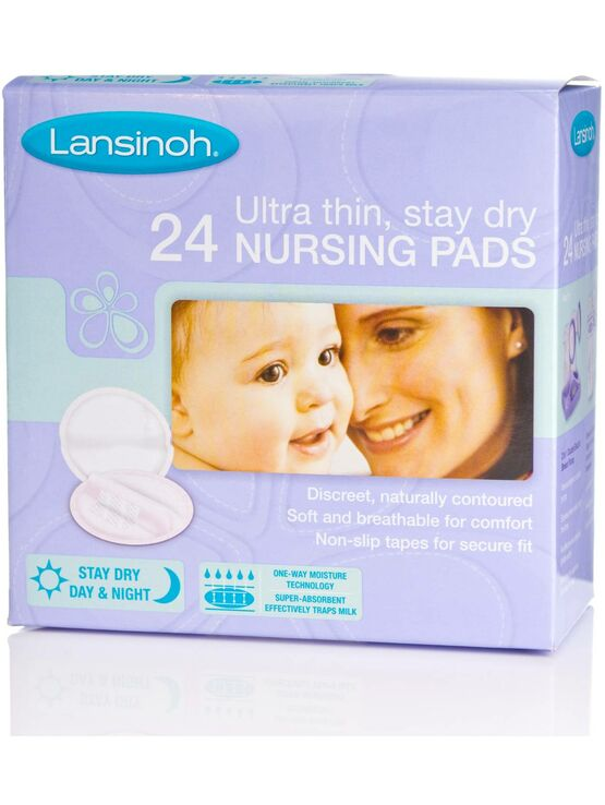 Disposable Nursing Pads - 24 Pack