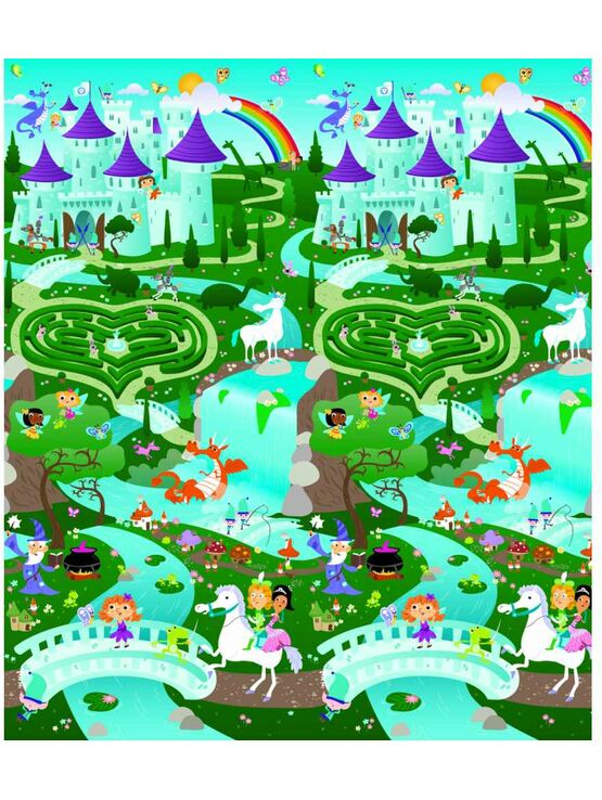 Play Mat - Fantasy Land