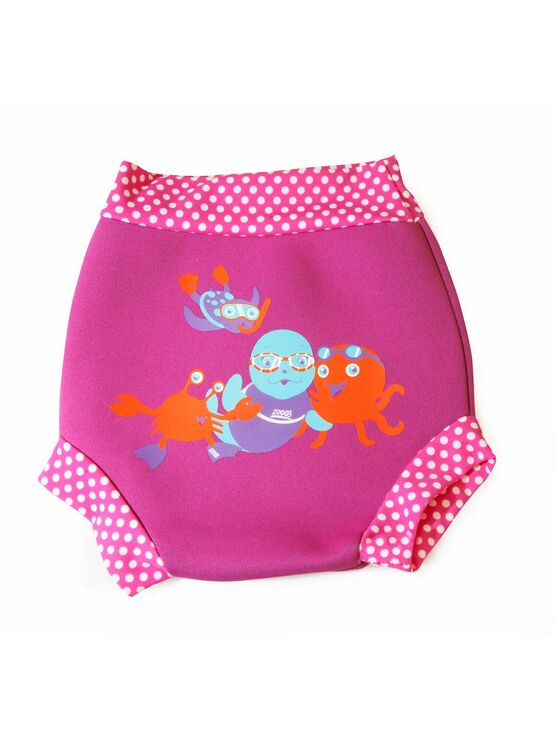 Swimsure Nappy Pink