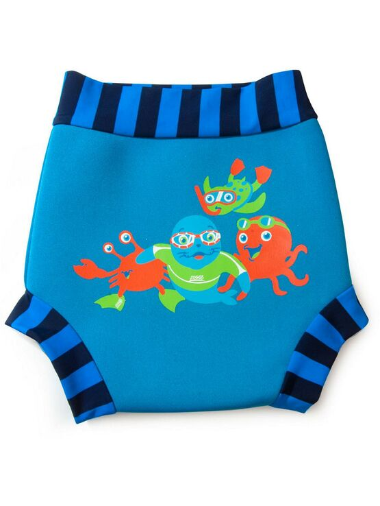 Swimsure Nappy Blue